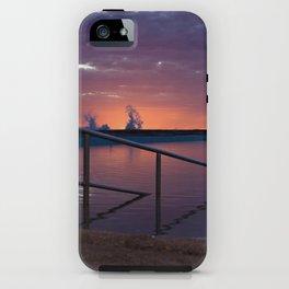 Sunrise Splash iPhone Case