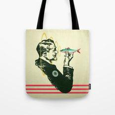 Hypnotic sardine  Tote Bag