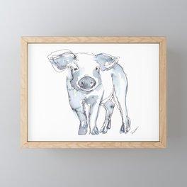 Piglet Framed Mini Art Print