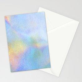Iridiscent Pastel Stationery Cards