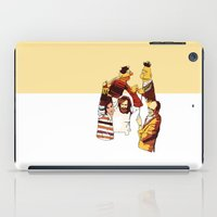 muppets iPad Cases featuring Bert & Ernie Muppets by joshuahillustration