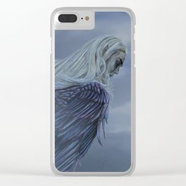 Out of reach Clear iPhone Case