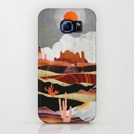 Coral Desert Lake iPhone Case