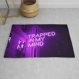 Trapped In My Mind Rug