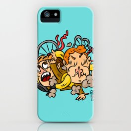 OSTION  iPhone Case