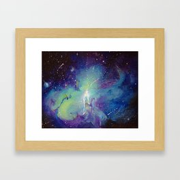 Dream Space Framed Art Print