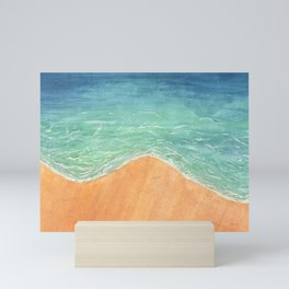 Beach Mini Art Print