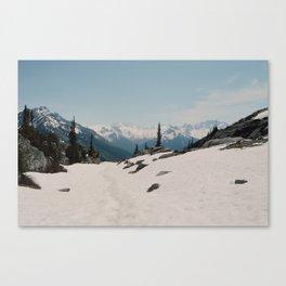 Hermit Trail Canvas Print
