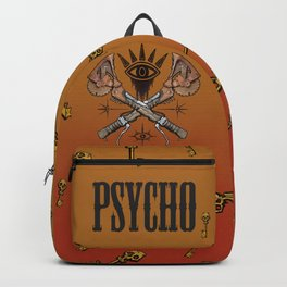 Borderlands Psycho Buzz Axe Backpack