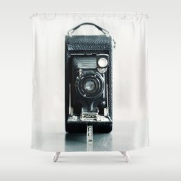 Autographic Shower Curtain