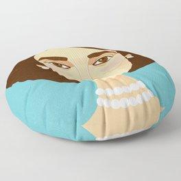 Jackie Onassis Floor Pillow