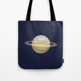 Saturn Tote Bag