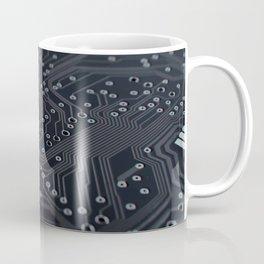 Electronic circuit board Coffee Mug