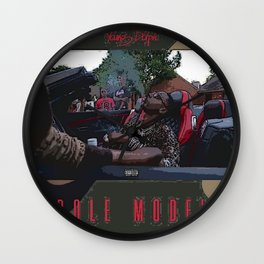 Role Model - Young Dolph Wall Clock