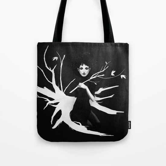 Still Light Tote Bag