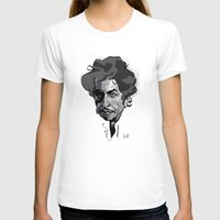 bob dylan T-shirts featuring BOB DYLAN! by nachodraws