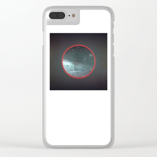 LOOK! No.1 Clear iPhone Case