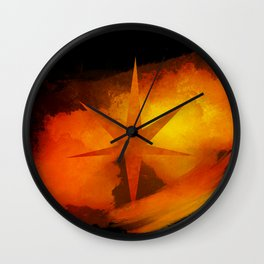 Nova Corps 2 Wall Clock