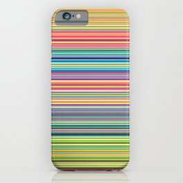 STRIPES17 iPhone Case