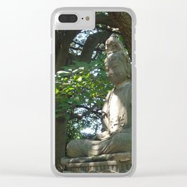 Sculpted Clear iPhone Case