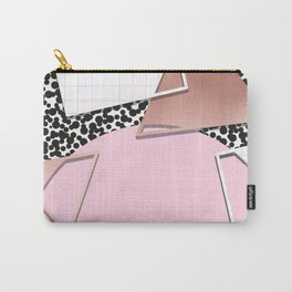 Stayin' Alive - Geometric Pattern 007 Carry-All Pouch
