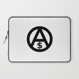 Anarcho-Capitalism Laptop Sleeve