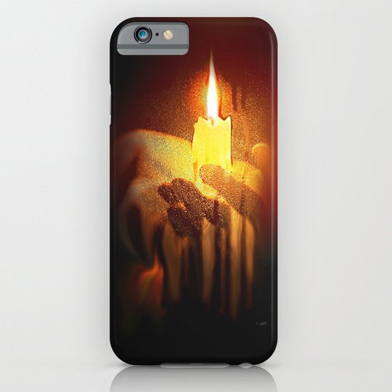 Light a Candle! iPhone & iPod Case