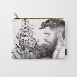 Sailor's Beard Carry-All Pouch