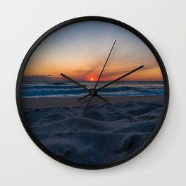 Cape Canaveral Sunrise Wall Clock