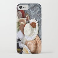 hats iPhone & iPod Cases featuring Hats by L'Ale shop