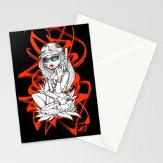 SERVICEWOMAN Stationery Cards