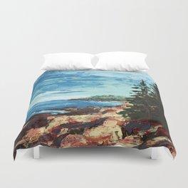 Acadia Duvet Cover