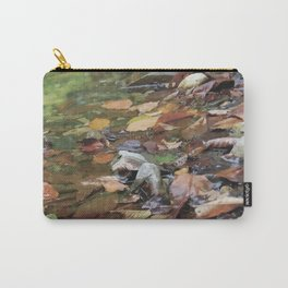 """""""Warm fall day"""" Carry-All Pouch"""