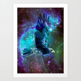 Catch A Falling Star Art Print
