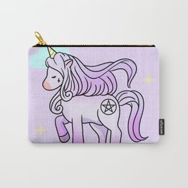 Pastel Goth Unicorn Pastel Goth Gift Carry-All Pouch
