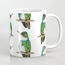 White-throated Hummingbird Coffee Mug
