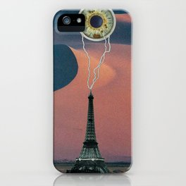 gobi lightning iPhone Case