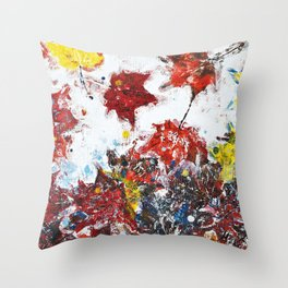 Game Wind Throw Pillow