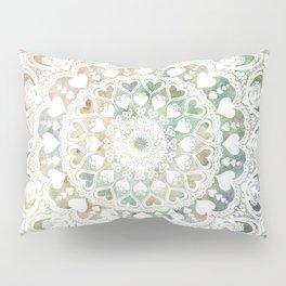 Love Mandala Earth Pillow Sham