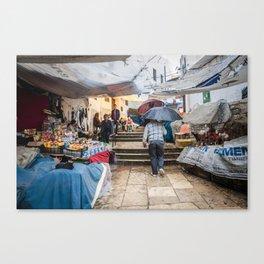 Tetouan, Morocco Canvas Print