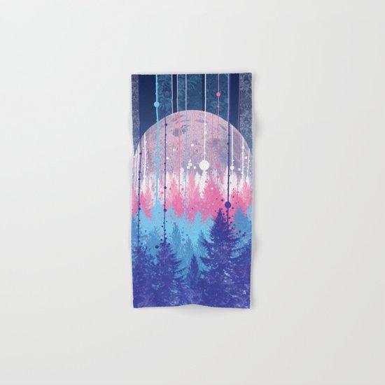 Rainy forest Hand & Bath Towel