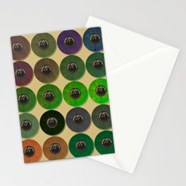 Recordalings 2 Stationery Cards