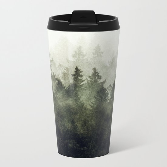 The Heart Of My Heart // Green Mountain Edit Metal Travel Mug