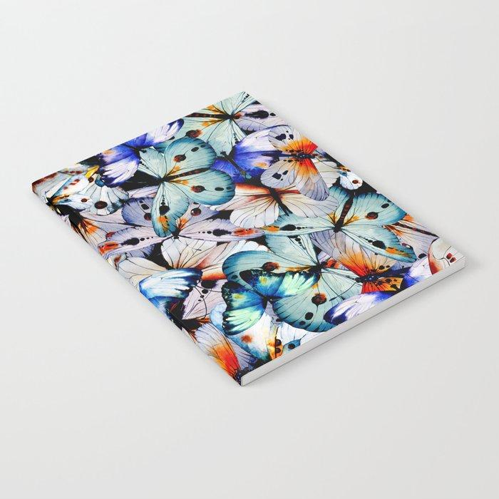 All of the Butterflies Notebook