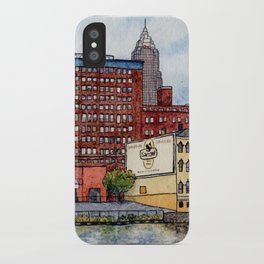 The Flats iPhone Case