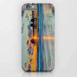 Surf City Sunset  11/15/15   iPhone Case