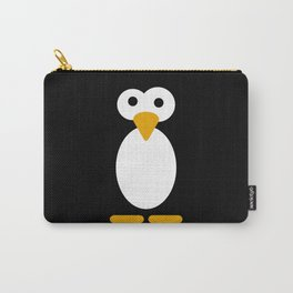 Minimal Penguin Carry-All Pouch