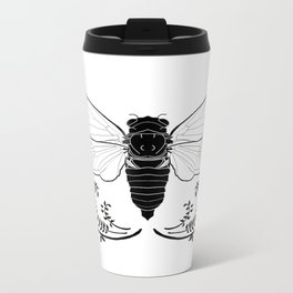Cicada Metal Travel Mug