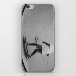 skateboard 1 iPhone Skin