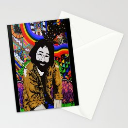 Jerry's Long Trip   Stationery Cards
